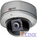 ACTi KCM-7111 4-Megapixel IP D/N Vandal Proof Dome Camera