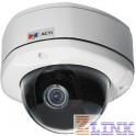 ACTi KCM-7311 3.6x Zoom 4-Megapixel IP Day/Night Vandal Proof Dome Camera with P-Iris & ExDR