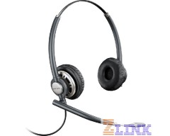 Plantronics ENCOREPRO 700 Digital Series Binaural Over-the-head NC Headset HW720D