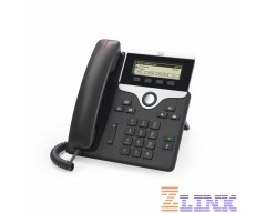Cisco IP Phone 7811-3PCC with 1 Line and Open-SIP (CP-7811-3PCC-K9 )