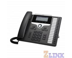 Cisco IP Phone CP-7861 with 16 Lines and Open-SIP (CP-7861-3PCC-K9 )
