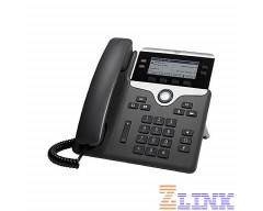 Cisco IP Phone CP-7841 with 4 Lines and Open-SIP