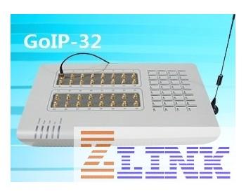 GoIP-32 GSM Gateway