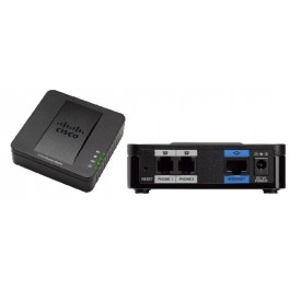 Cisco SPA112 2 Port Phone Adapter