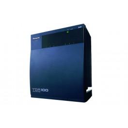Tổng đài Panasonic KX-TDA100DBP, Cấu hình 16 trung kế 48 máy nhánh
