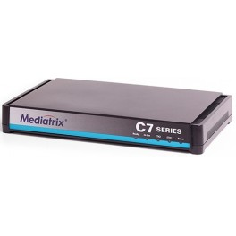 Mediatrix C731 -  4 FXS + 4 FXO Ports