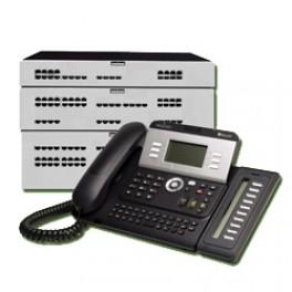 Tổng đài Alcatel-Lucent OmniPCX Office (OXO) (8CO-44Ext)
