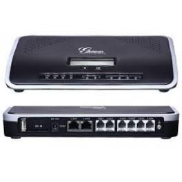 Tổng đài IP Grandstream UCM6102 - 2 đường bưu điện - 500 máy lẻ IP SIP, Hỗ trợ Voice, Fax, Video, Conference..