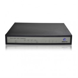 DAG1000-4O Analog VoIP Gateway 4 FXO
