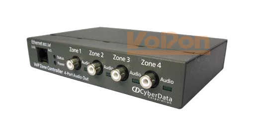 CyberData V3 Voip Zone Controller (011171)